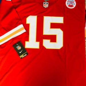 🚨Cyber Sale🚨Patrick Mahomes chiefs jersey